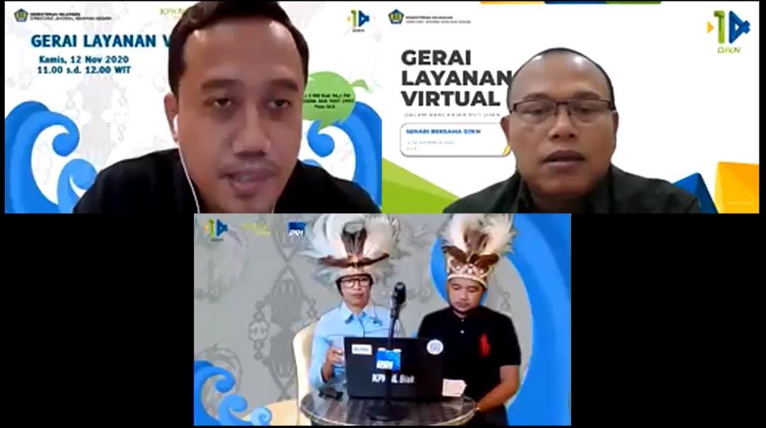 """Gerai Layanan Virtual KPKNL Biak  """"Bukan Biak Biasa"""""""