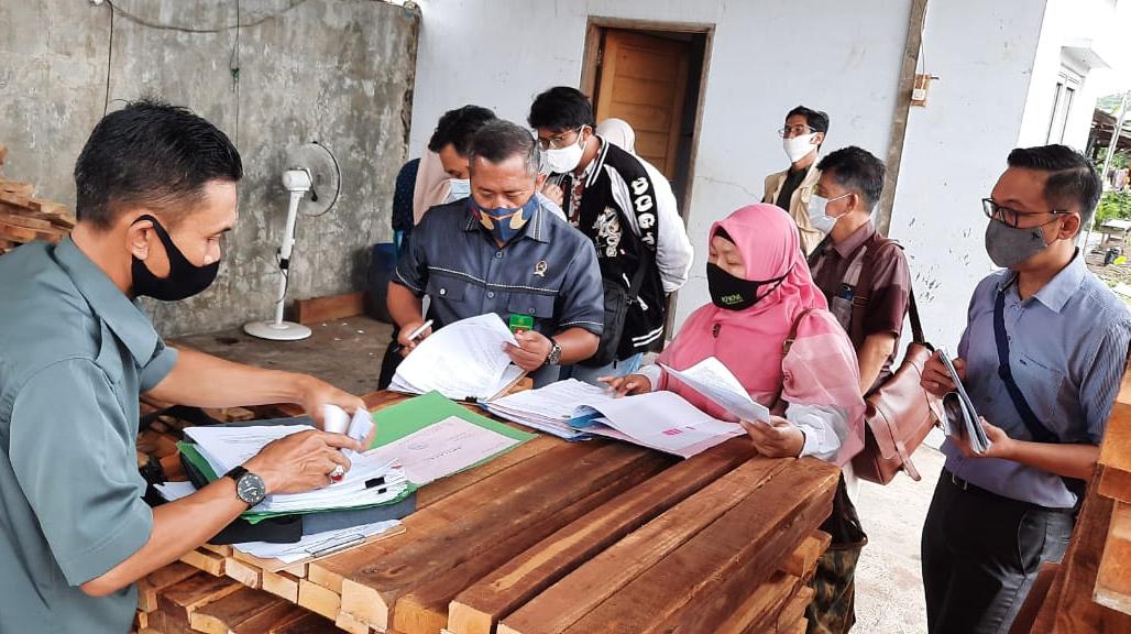 Militansi Petugas Penangan Perkara KPKNL Tasikmalaya di masa Pandemi