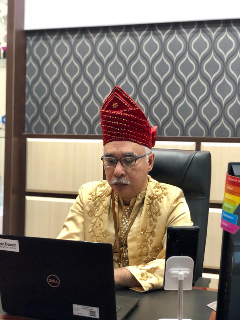 Kontribusi Masyarakat dan Budaya Kalimantan Mendukung Program PEN