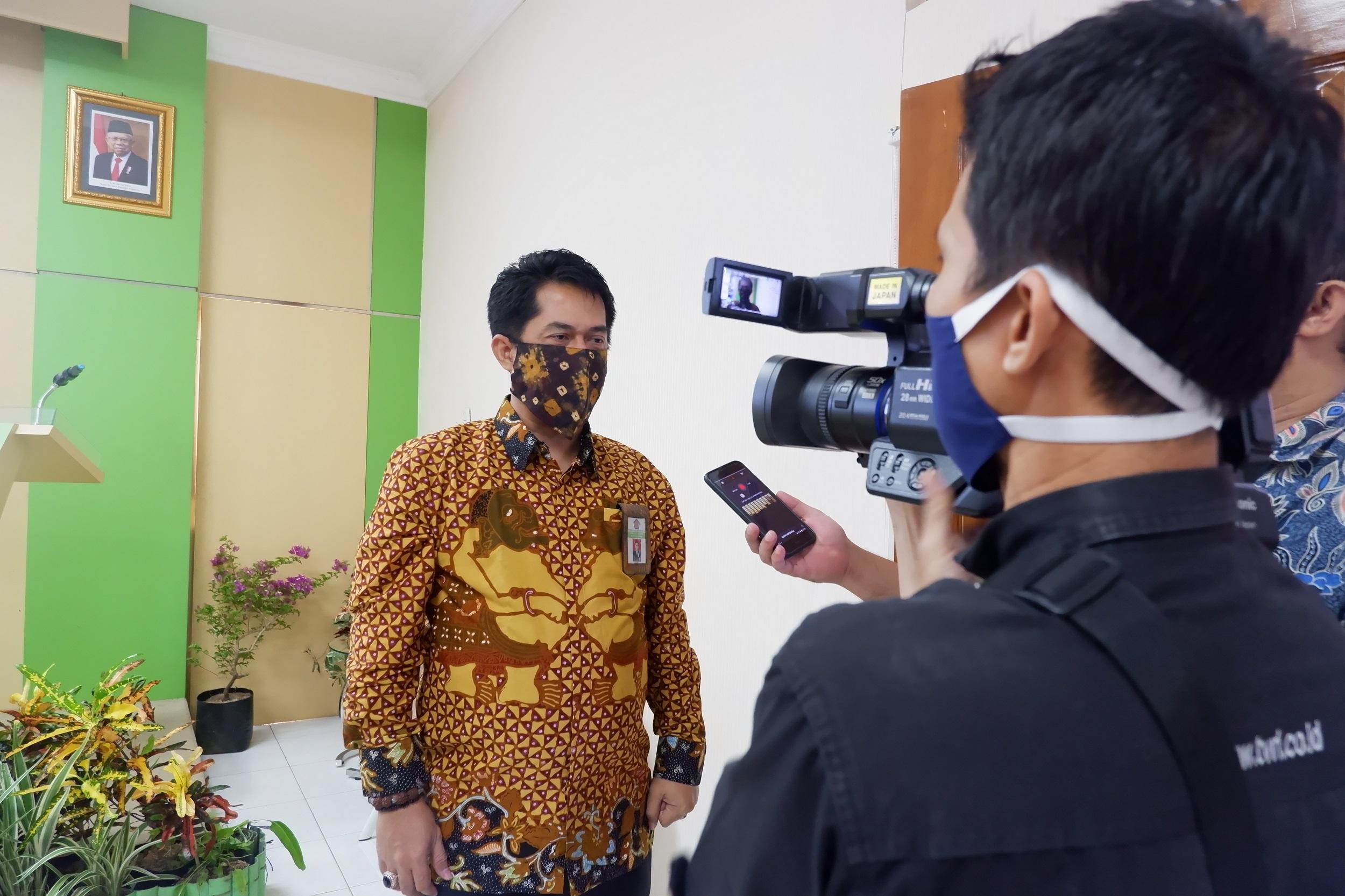KPKNL Bengkulu Selesaikan 147 Sertipikat Bidang Tanah Atas Nama Pemerintah Republik Indonesia