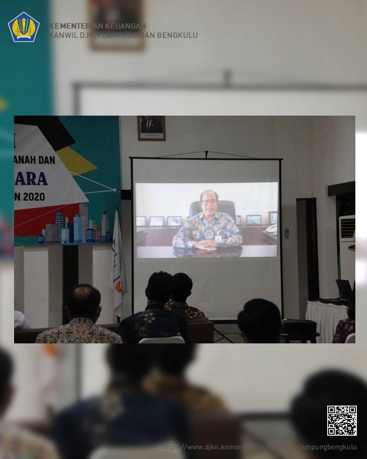 Dirjen KN: Kinerja yang Baik akan Menjadi Sumbangsih Besar Bagi Pembangunan Indonesia