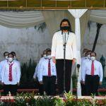 UPACARA PERINGATAN HARI OEANG REPUBLIK INDONESIA KE 74