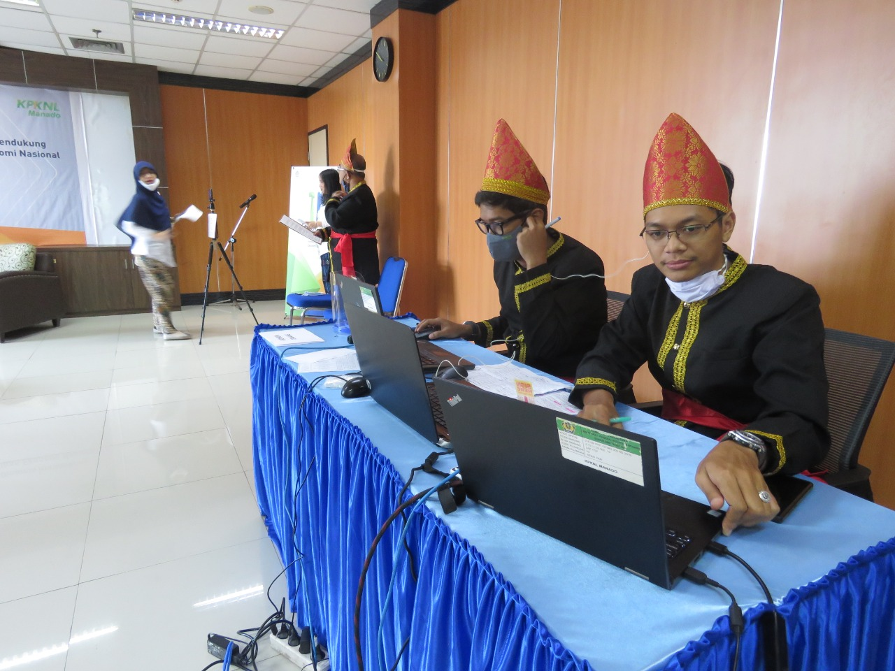 Ulang Tahun 14 DJKN: KPKNL Manado Gelar Gerai Layanan Virtual