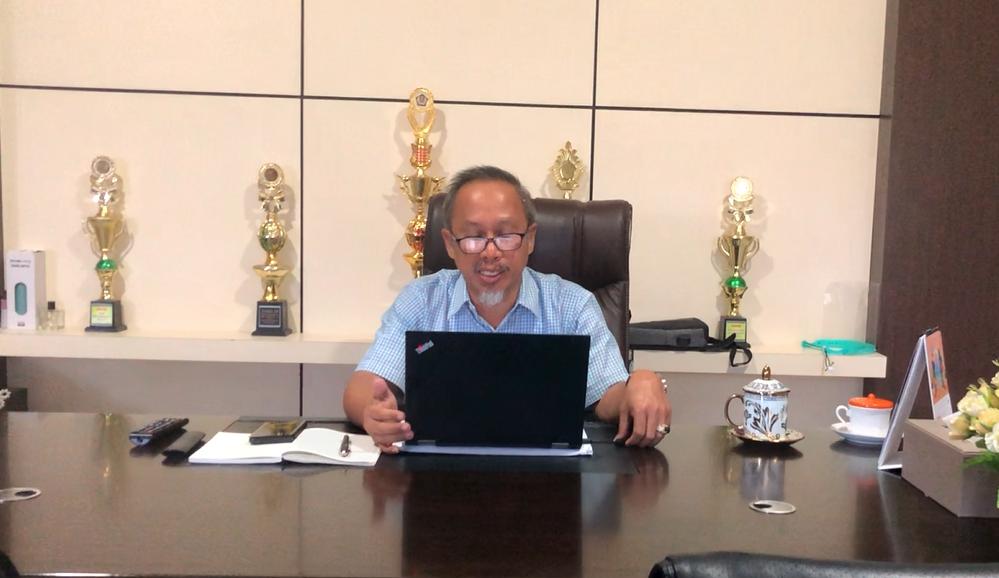 Semarakkan Ulang Tahun ke-14 DJKN, KPKNL Palopo Selenggarakan Gerai Layanan Virtual