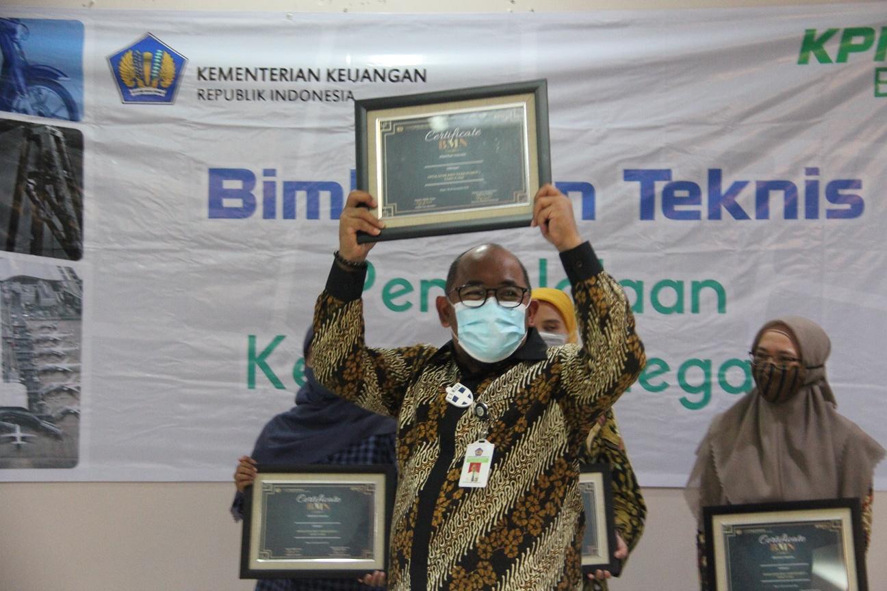 BMN Awards KPKNL Bogor Tahun 2020: Wujud Apresiasi dan Motivasi