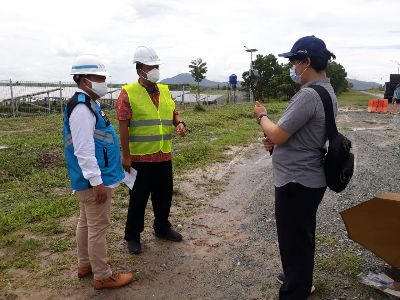 Tim KOIN Lamkulu Sukses Melalui Tahap Virtual Visit KOIN Asset Manger 2020