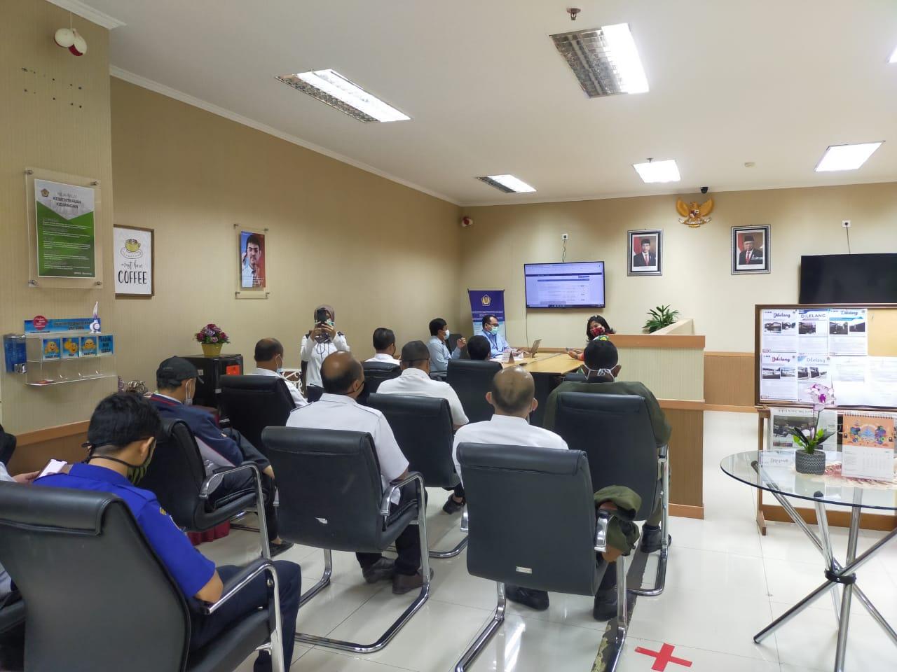 Kanwil DJKN Jabar Bersinergi dengan Pemkot Bandung, Gelar Program Magang bagi Pegawai Pemkot di Masa Pandemi Covid-19