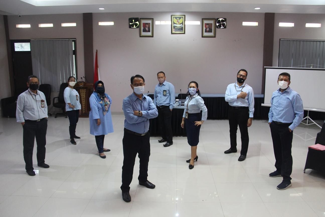 Pisah Sambut Kepala KPKNL Bogor
