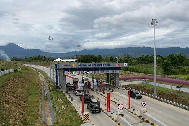 Jalan Tol Sigli - Banda Aceh, Salah Satu Wujud Sinergi Unit-unit DJKN Selaku Pengelola Aset dan Pengelola Investasi