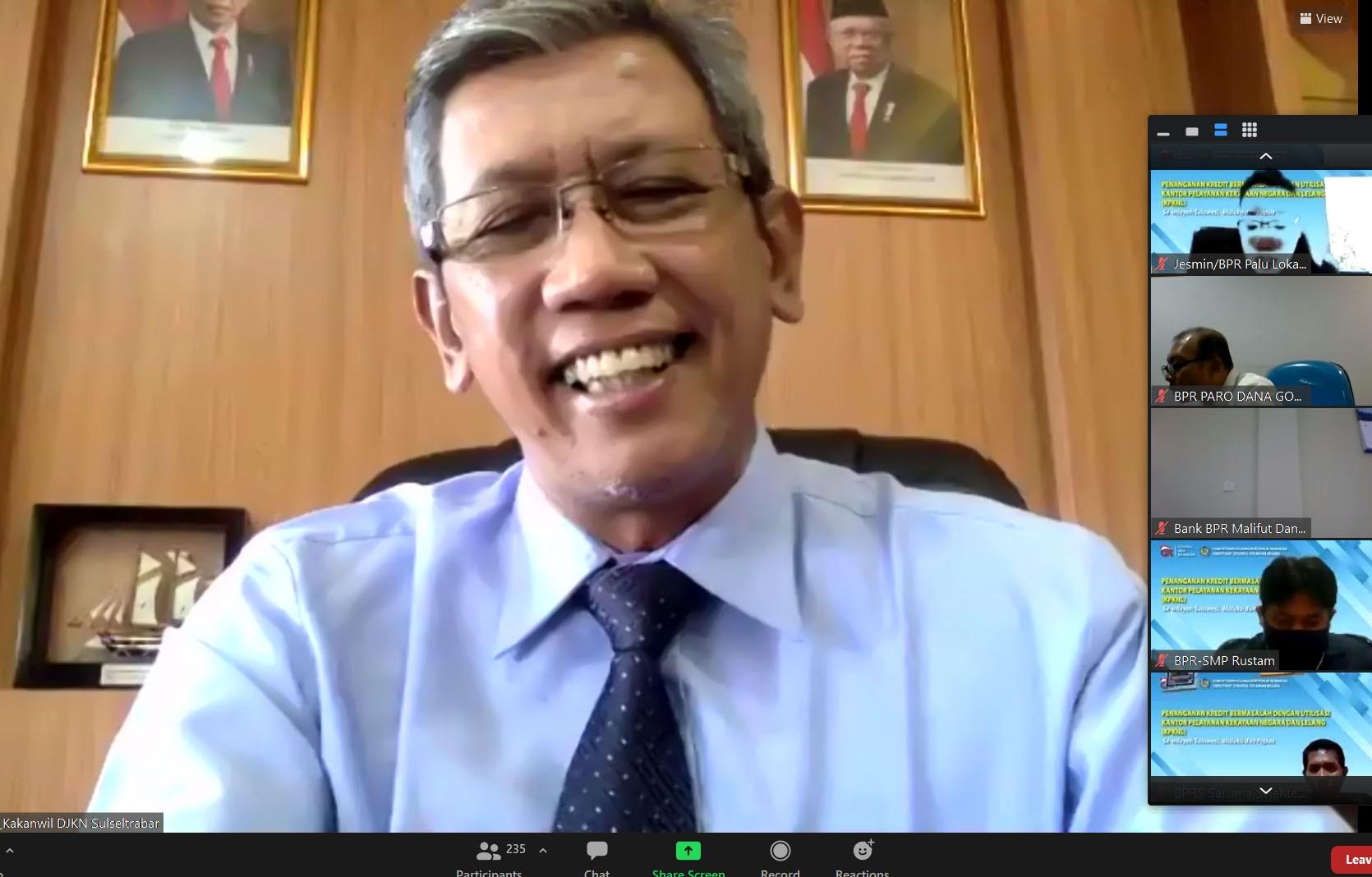 Sinergi Tingkatkan Utilisasi Kantor Pelayanan Kekayaan Negara dan Lelang di Sulawesi, Maluku dan Papua Melalui Lelang Hak Tanggungan