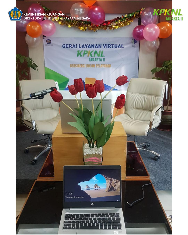 GLV KPKNL Jakarta II. Bersinergi dalam Pelayanan.