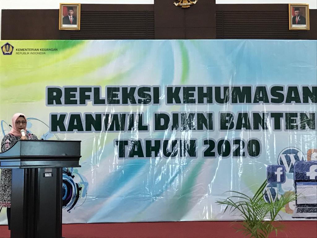 Refleksi Kehumasan Kanwil DJKN Banten Tahun 2020