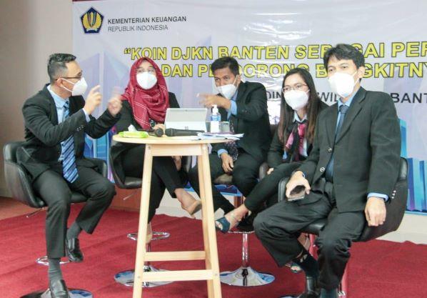 """KOIN Emas Kanwil DJKN Banten : """"From Zero To Hero"""""""