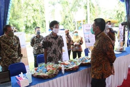 Kunjungan Spesifik Komisi XI DPR RI Ke Provinsi Banten