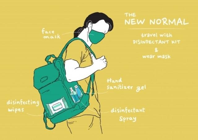 Perjalanan Dinas Saat Pandemi? Kamu Bisa Ikuti Tips Aman Berikut