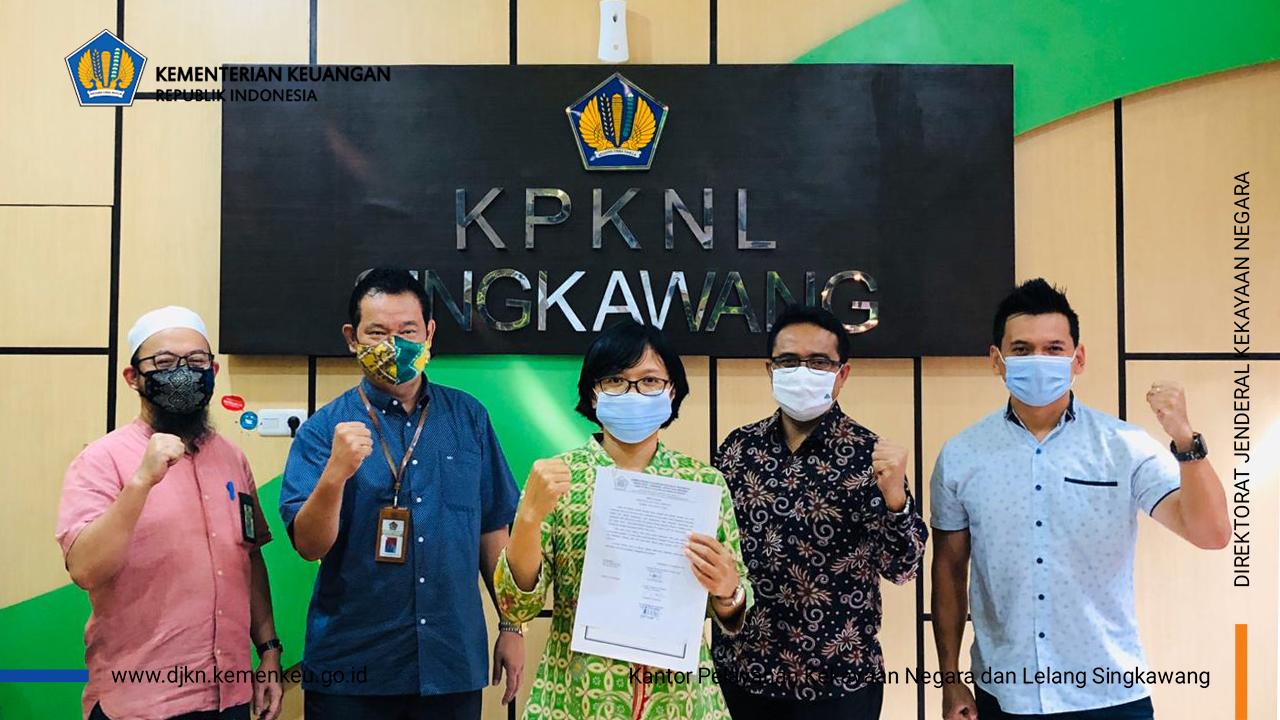 Verifikasi dan Sinkronisasi Daftar Komponen Penilaian Bangunan (DKPB) untuk Meningkatkan Kualitas Penilaian di Lingkungan Kalimantan Barat