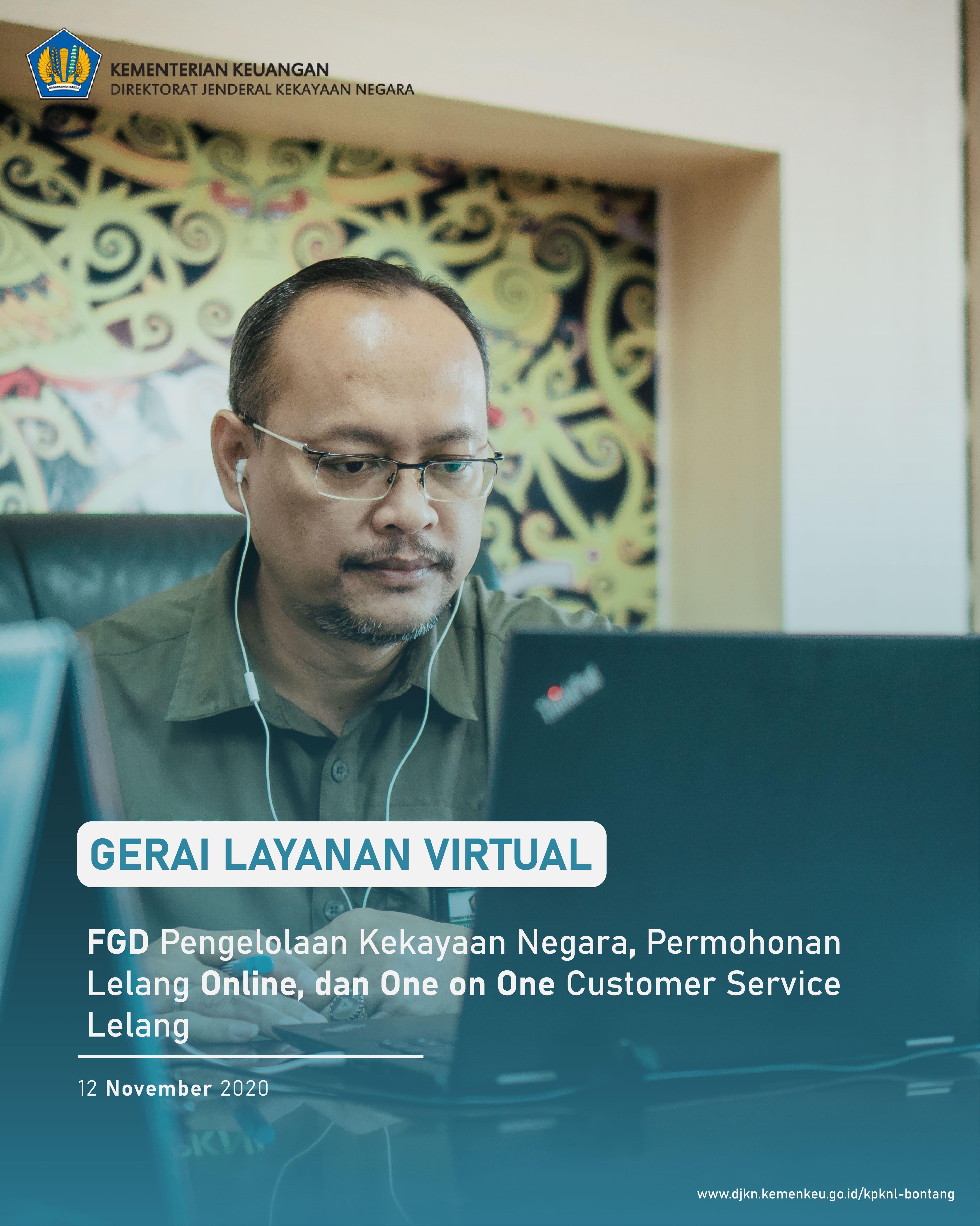 Gerai Layanan Virtual KPKNL Bontang, Pemanfaatan Teknologi Informasi Sebagai Inovasi