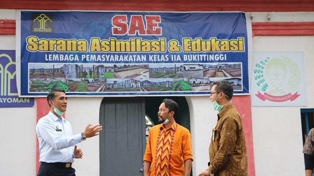 Upaya Optimalisasi Aset, Kepala Kanwil DJKN RSK Kunjungi Bangunan Bekas Lapas di Bukittinggi