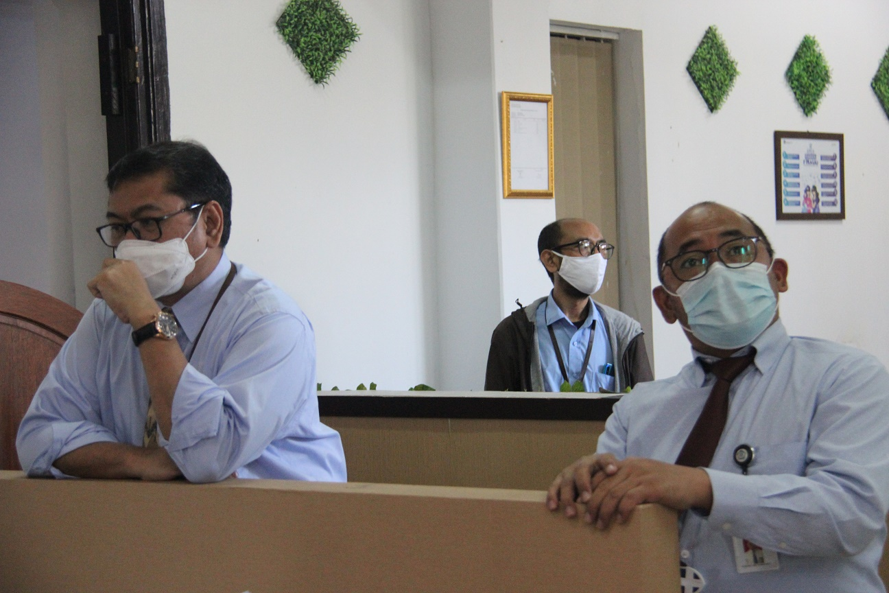 Kunjungan Kerja Kepala Kanwil DJKN Jawa Barat pada KPKNL Bogor