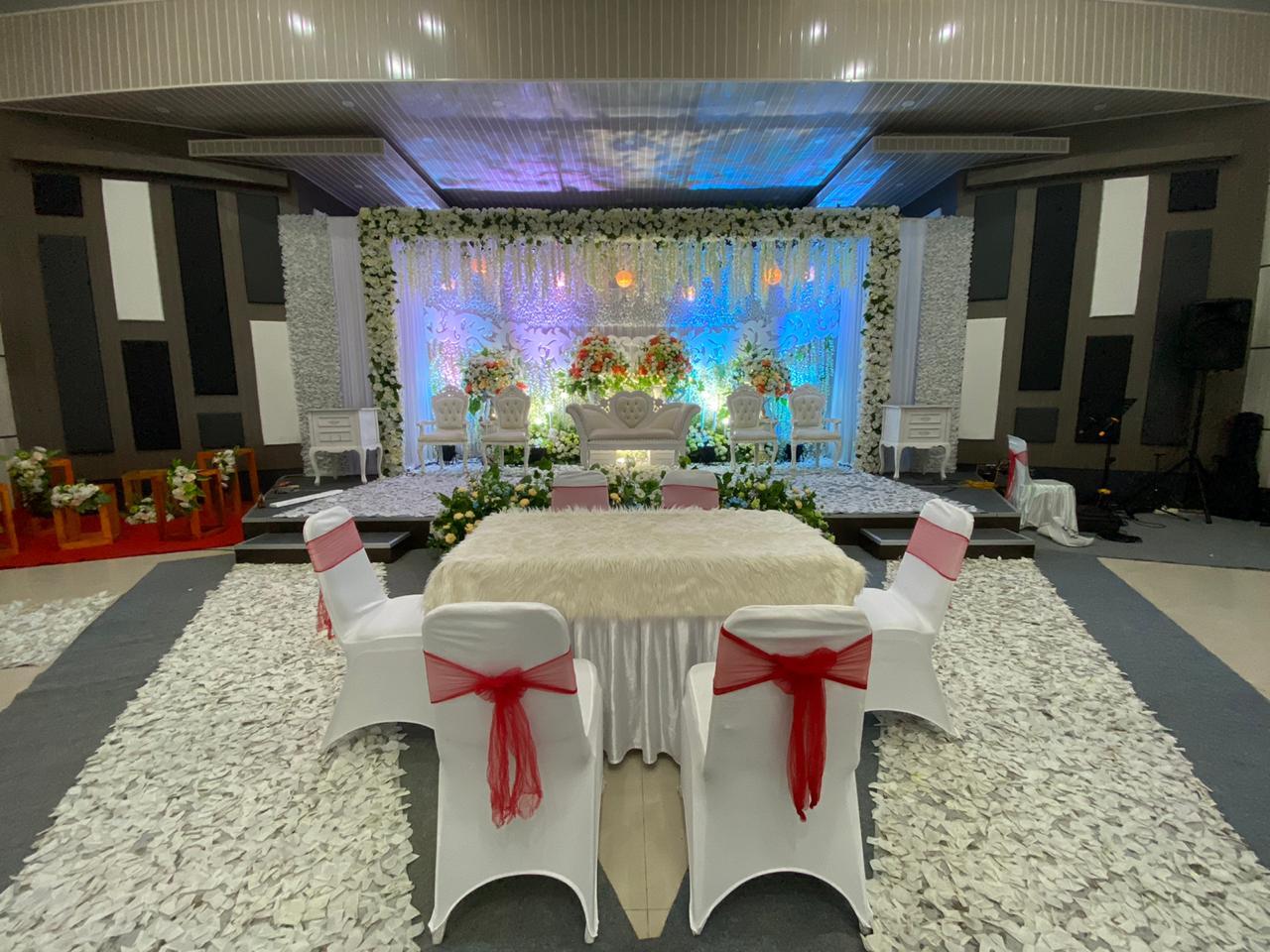 Paguntaka Ballroom Sumbang PNBP Sebesar Rp160 Juta