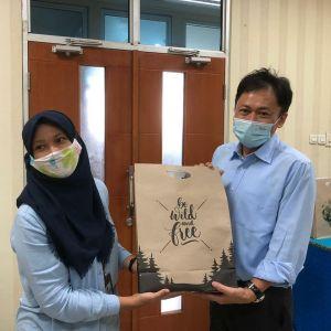 Kepala KPKNL Purwakarta : Jaga Prestasi Jaga Imunitas