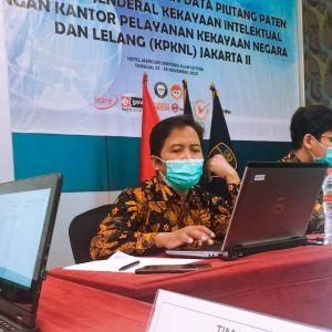 Konsinyasi Pemutakhiran Data Piutang Negara Bersama Direktorat Jenderal Kekayaan Intelektual, Kementerian Hukum dan HAM
