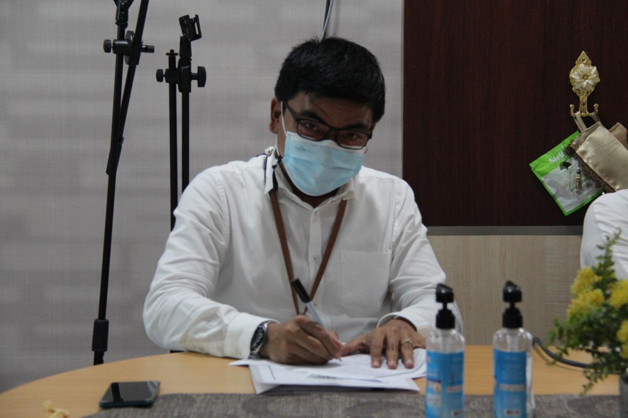 Mengawali Awal Tahun 2021, KPKNL Padangsidimpuan melaksanakan Lelang BMN
