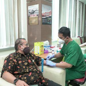 Rapid Test dan Polymerase Chain Reaction (PCR) Swab Test Massal, Kebutuhan Baru di Masa Pandemi