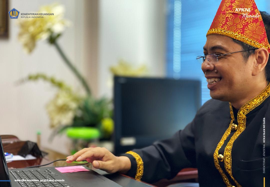 Virtual Visit: Isa Rachmatarwata berkunjung ke kota Si Tou Timou Tumou Tou