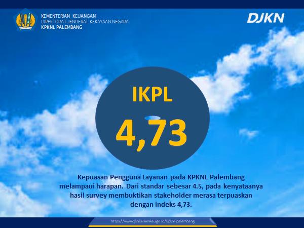 IKPL Palembang melampau Harapan