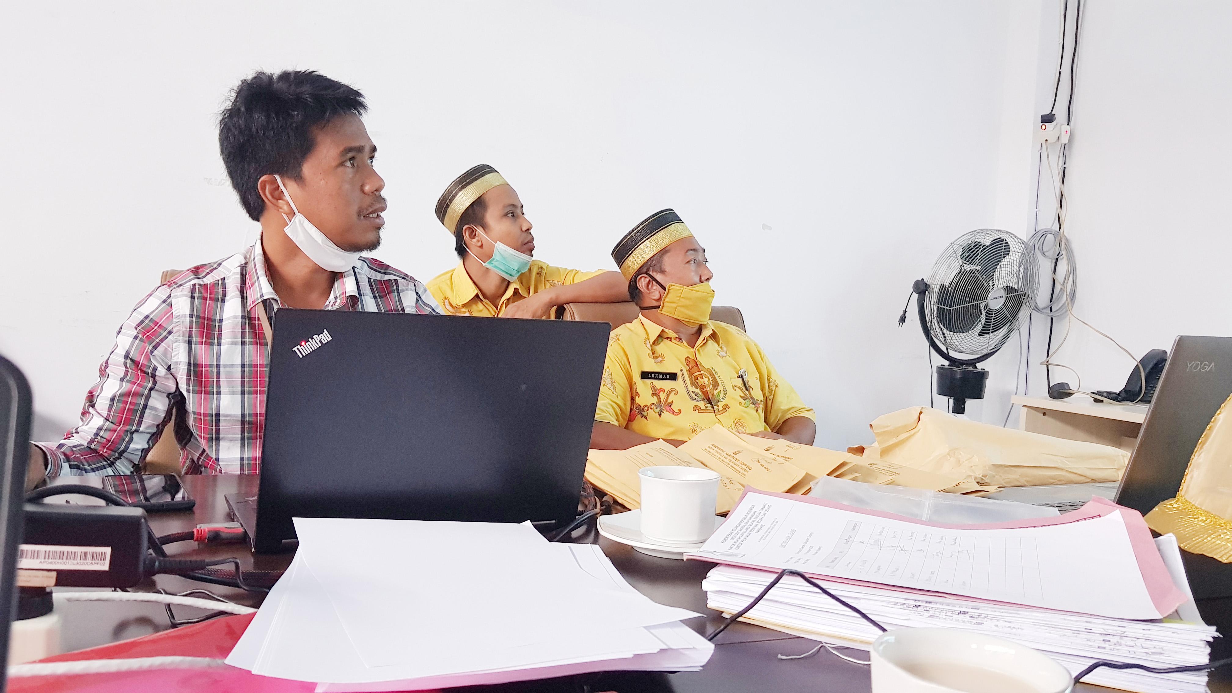 Kembali Menggandeng Pemerintah Daerah, KPKNL Parepare Sukses Laksanakan Lelang Bersama Pemerintah Daerah Kabupaten Soppeng