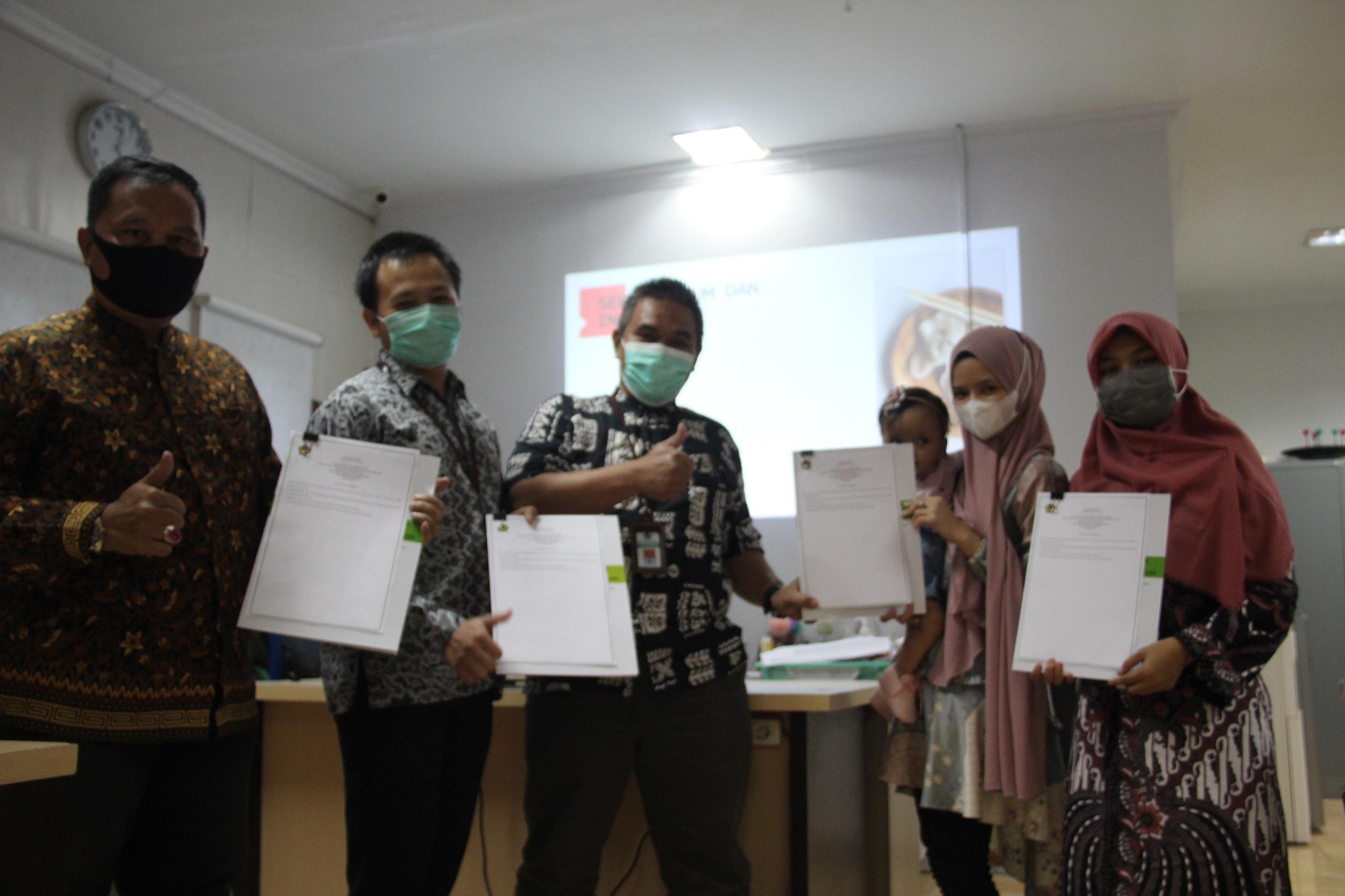 KPKNL Banda Aceh Laksanakan Penandatanganan Kontrak Kinerja Tahun 2021