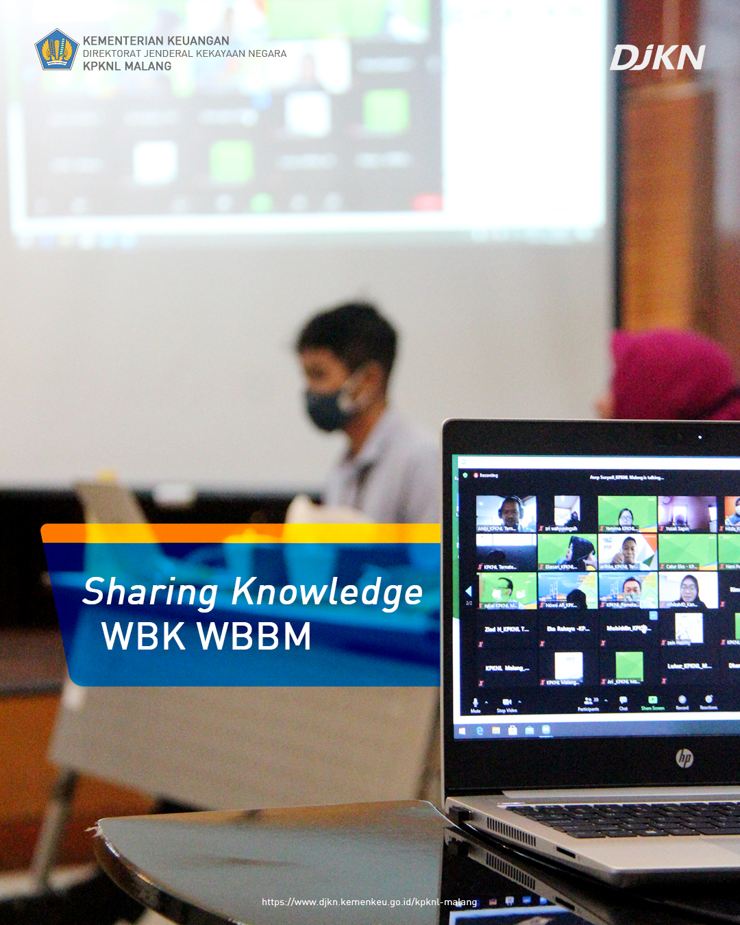 Sharing Knowledge WBK / WBBM