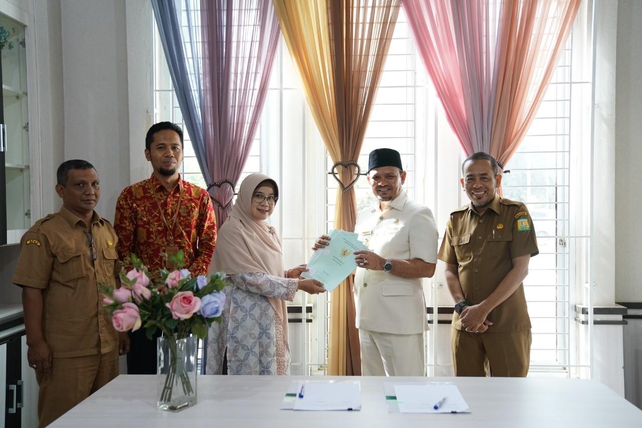Peran Kanwil DJKN Aceh Dalam Pengelolaan BMN EKS BRR NAD-Nias