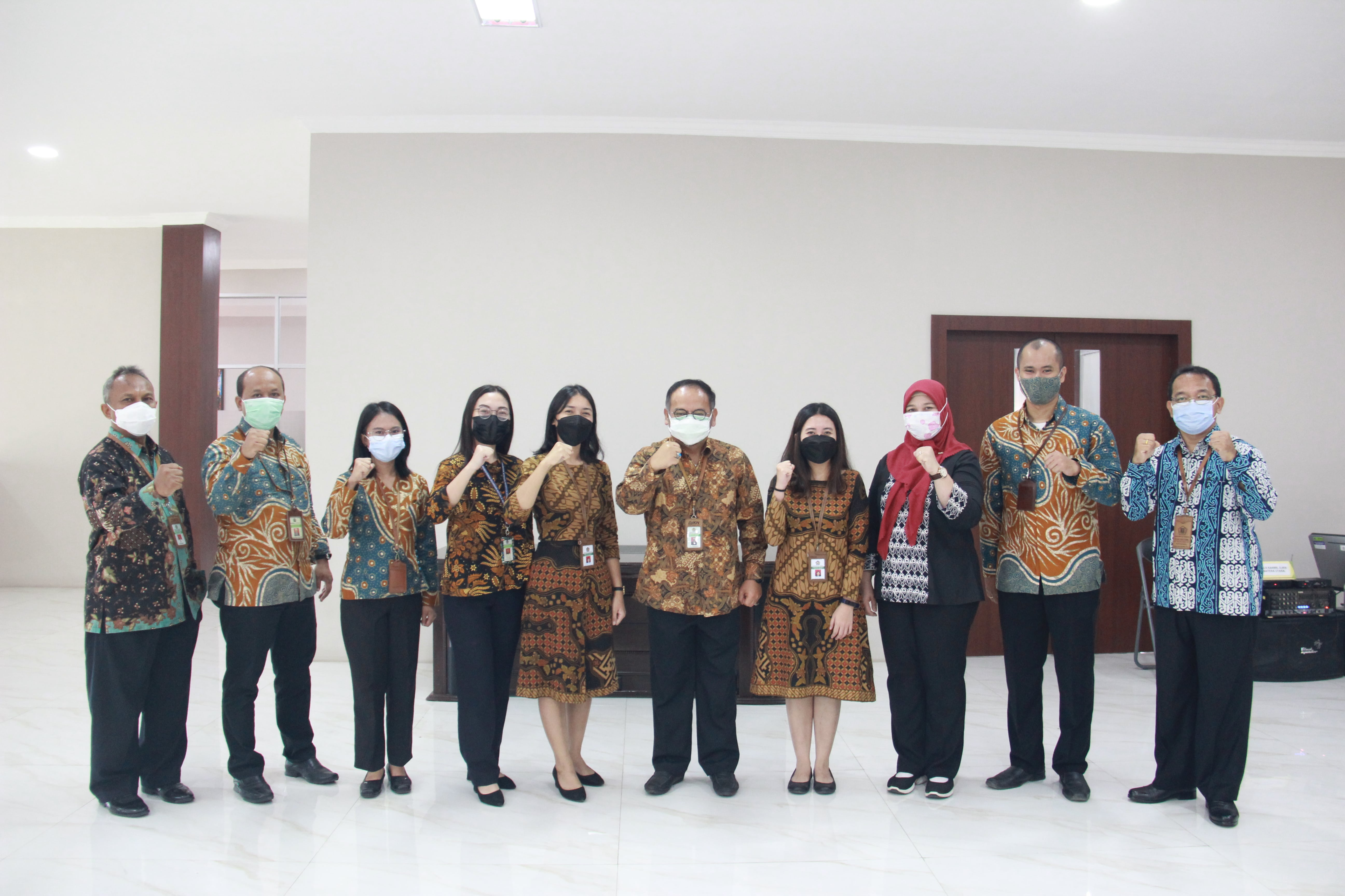 Kepala Kanwil DJKN Sumut: Junjung Tinggi Integritas dan Profesionalisme