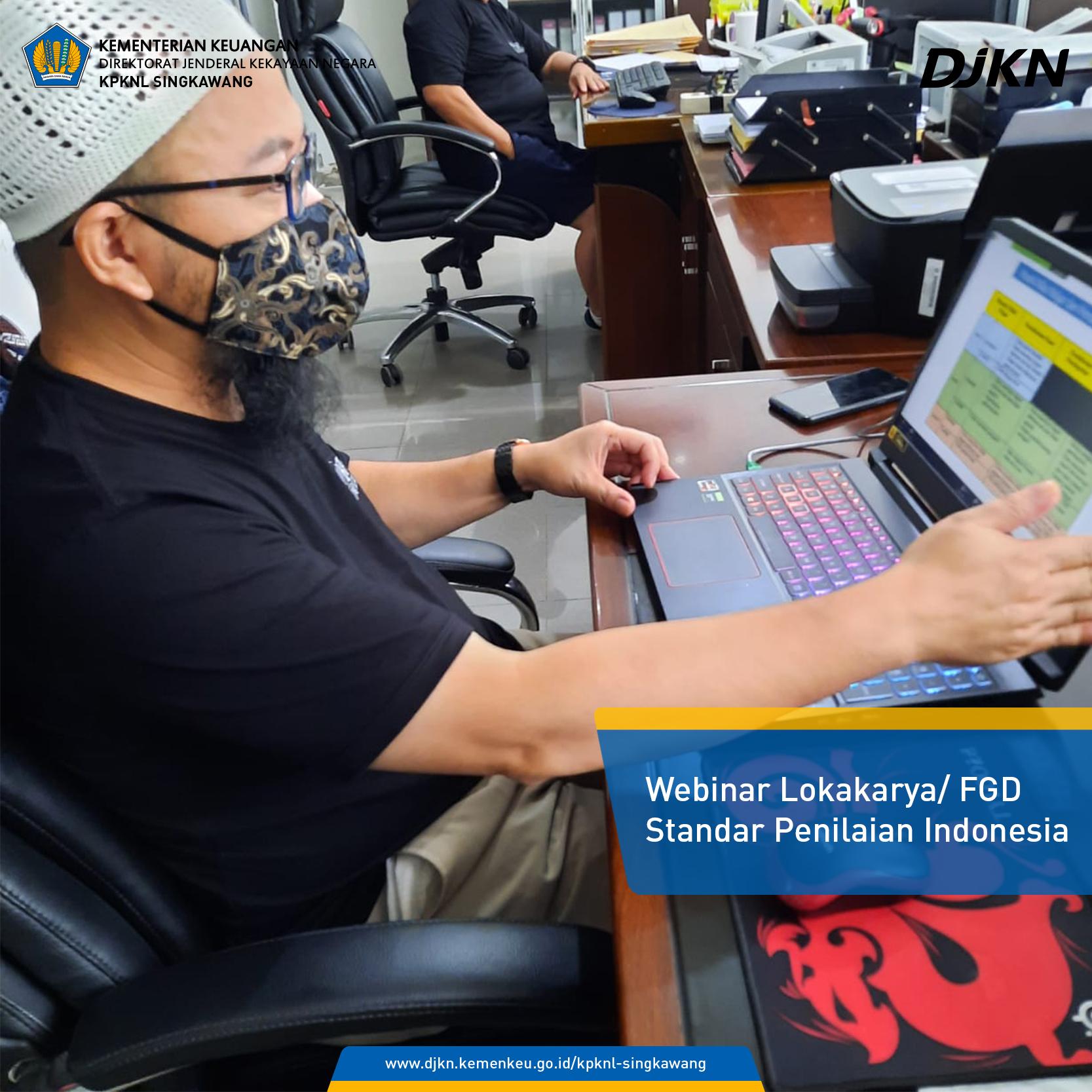 Standar Penilaian Indonesia untuk Penilaian Berkualitas