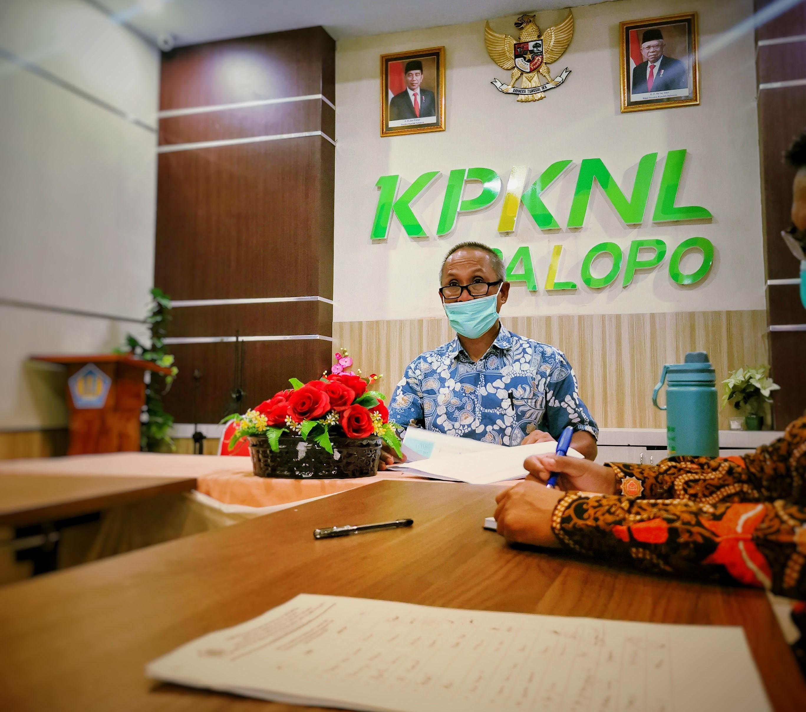 """Laksanakan FGD, Kepala KPKNL Palopo : """"Kita Harus Berperan Aktif Edukasi Masyarakat dengan Data yang Valid"""""""