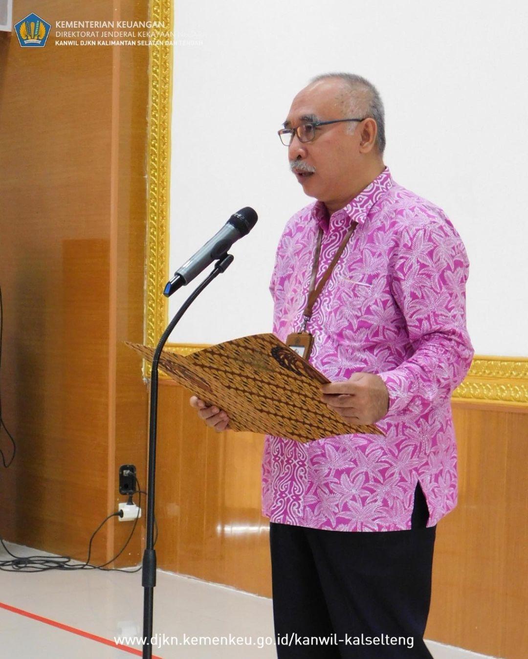 Pelantikan Pejabat Pengawas di Lingkungan Kantor Wilayah DJKN Kalimantan Selatan dan Tengah