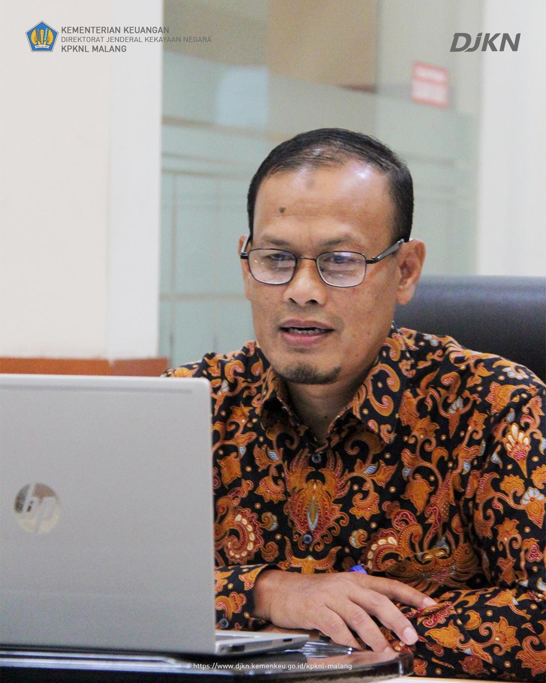 Komitmen Menuju WBK/WBBM, KPKNL Malang Canangkan Zona Integritas