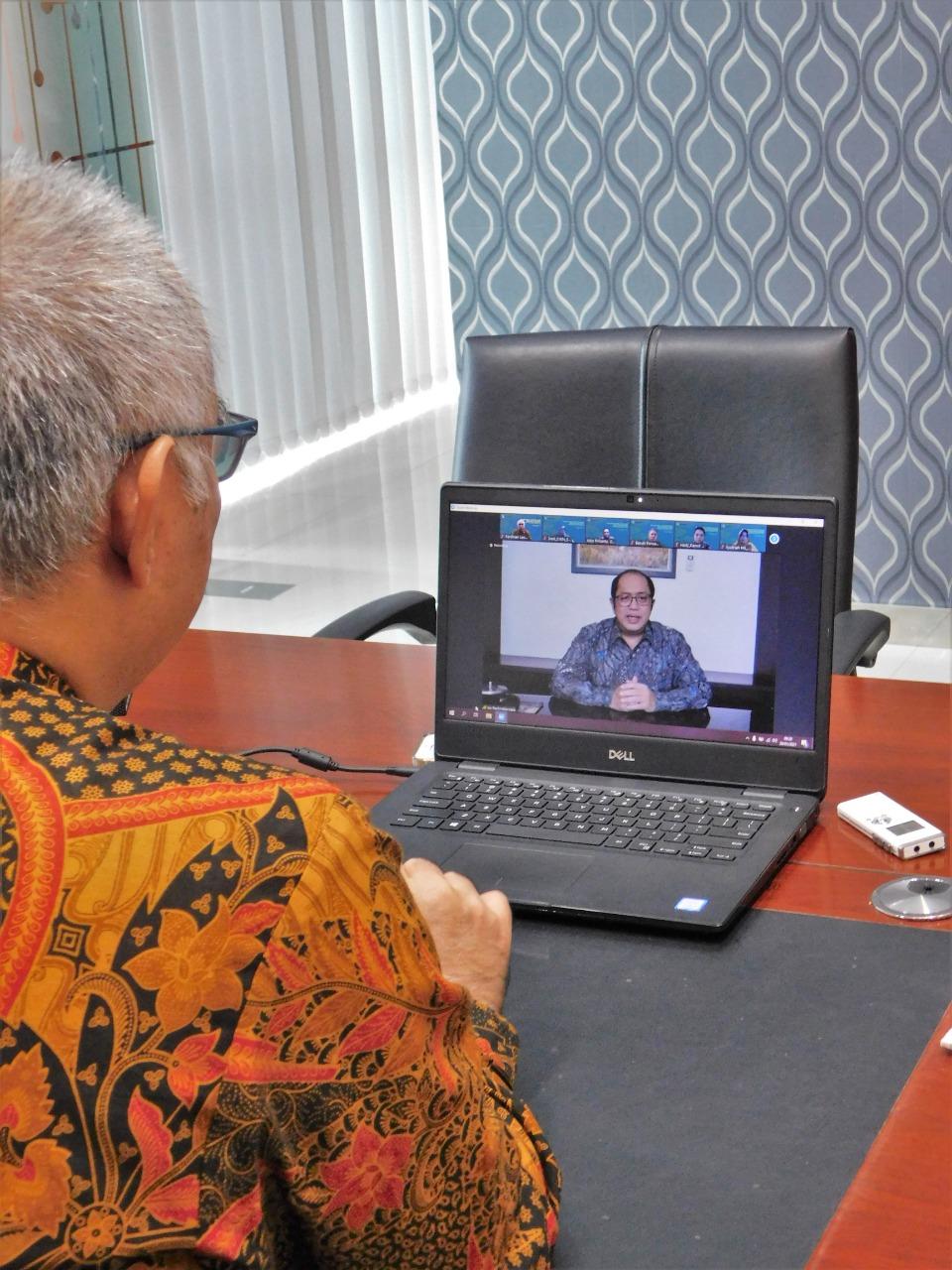 Penandatanganan Kontrak Kinerja Kemekeu-Two 2021, Isa Rachmatarwata : Tiga Faktor Kunci Capai Kesuksesan