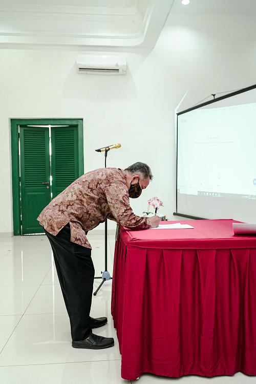 Pelantikan Pejabat Pengawas di Lingkungan Kantor WIlayah DJKN DKI Jakarta