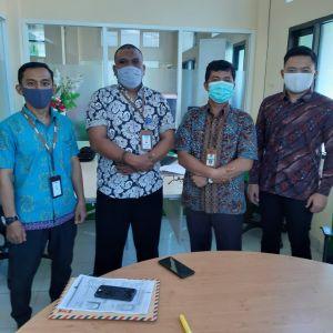 KPKNL Palu Awali Layanan Lelang Hak Tanggungan di Tahun 2021