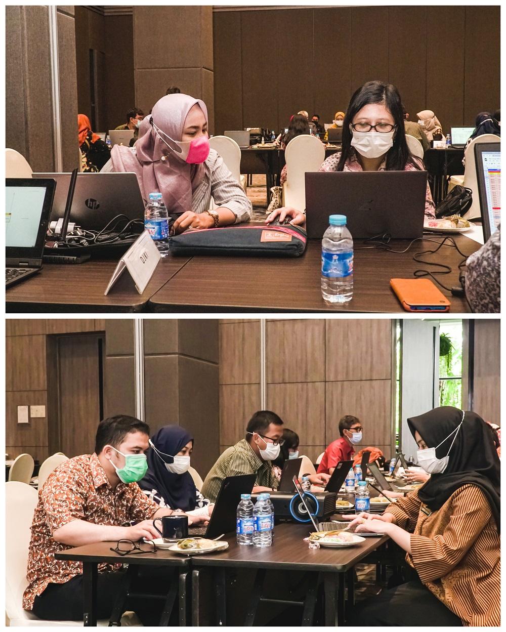 Focus Group Discussion (FGD) dalam Rangka Penatausahaan Piutang Bersama Direktorat Jenderal Kekayaan Intelektual, Kementerian Hukum dan HAM