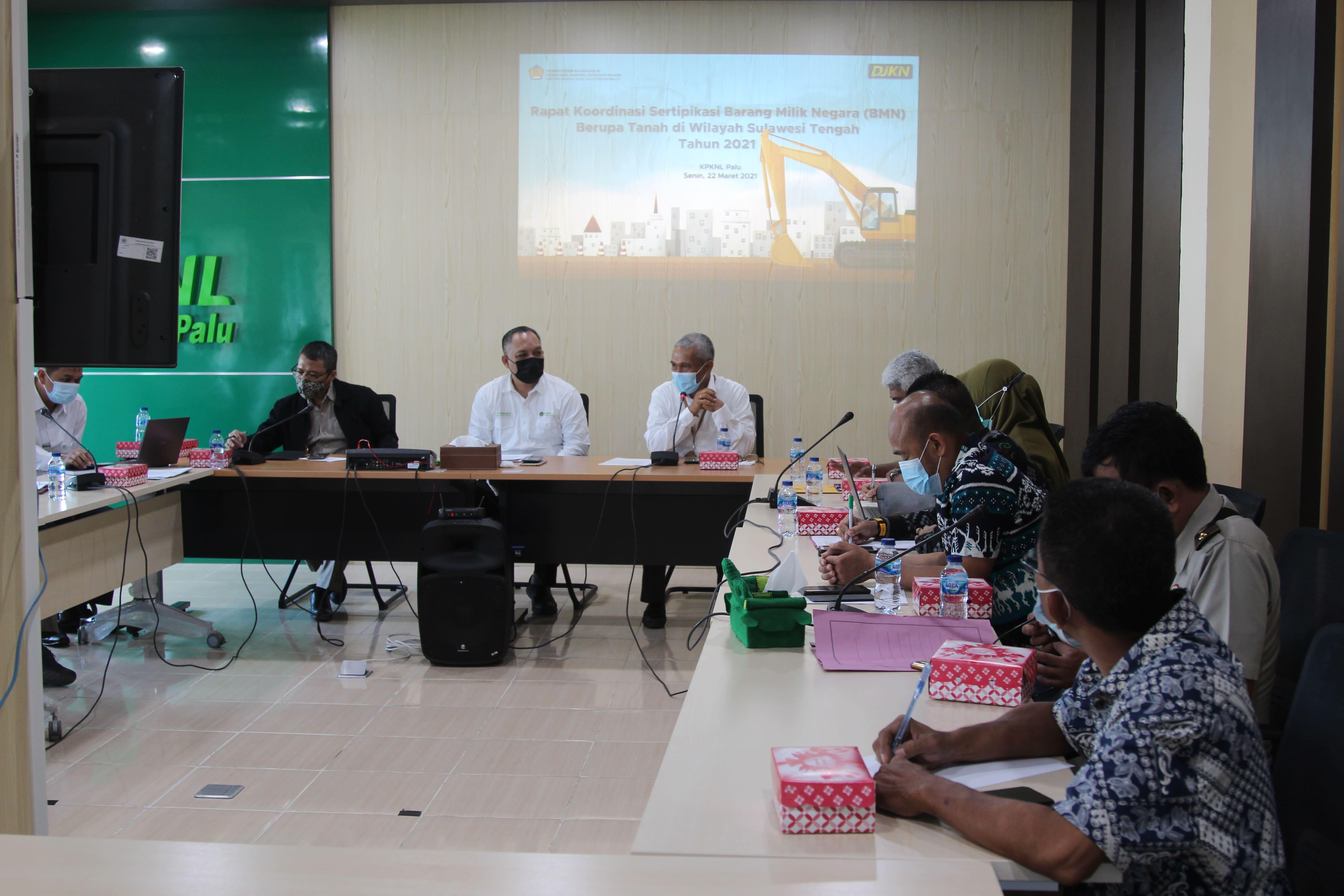 Sinergi DJKN & Aparatur Pemerintah dalam Penyelesaian ABMA/T di Sulawesi Tengah