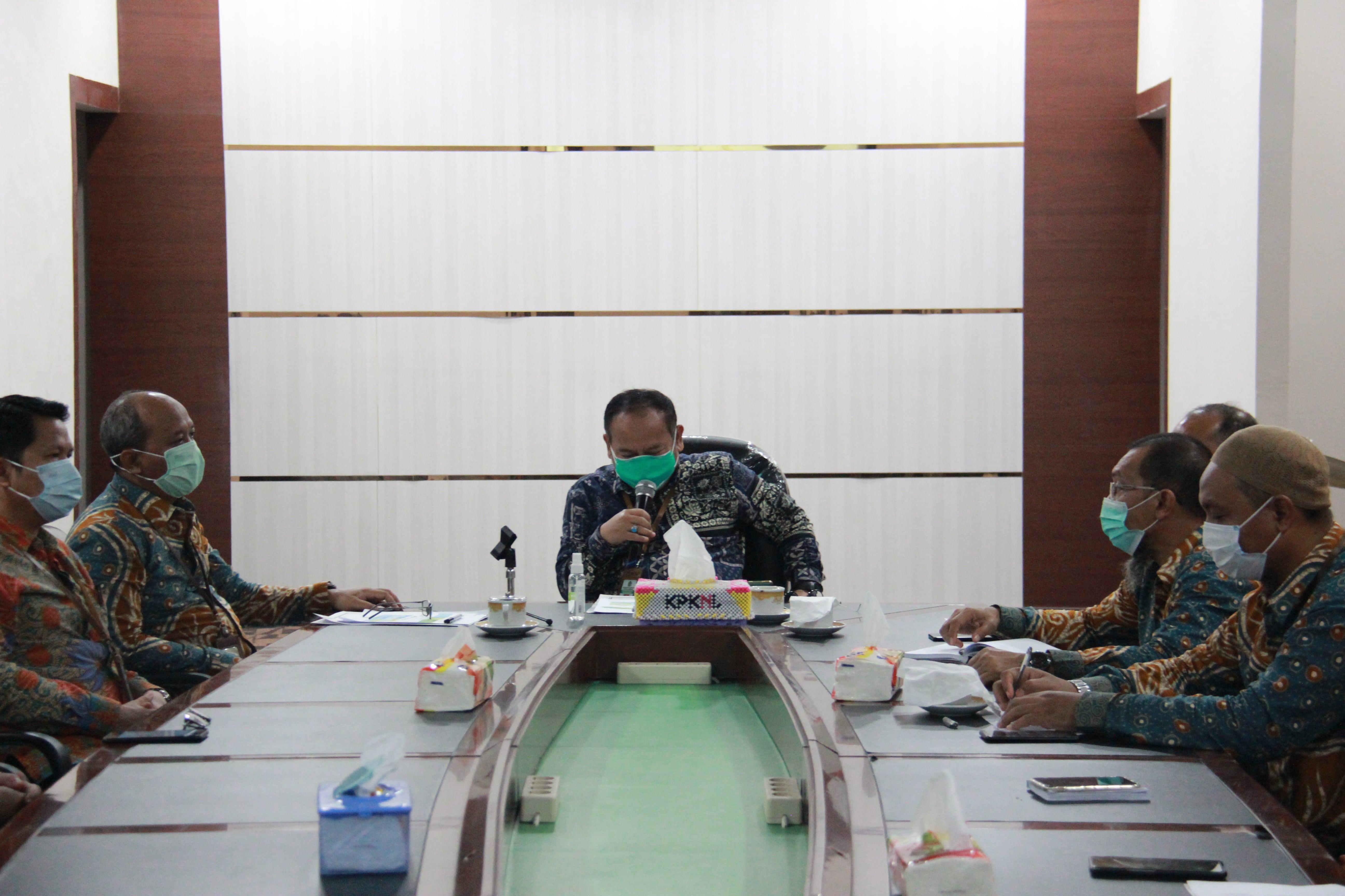 Pembinaan Kepala Kanwil DJKN Sumut: Jaga Sinergi dan Komunikasi untuk Kinerja yang Lebih Optimal