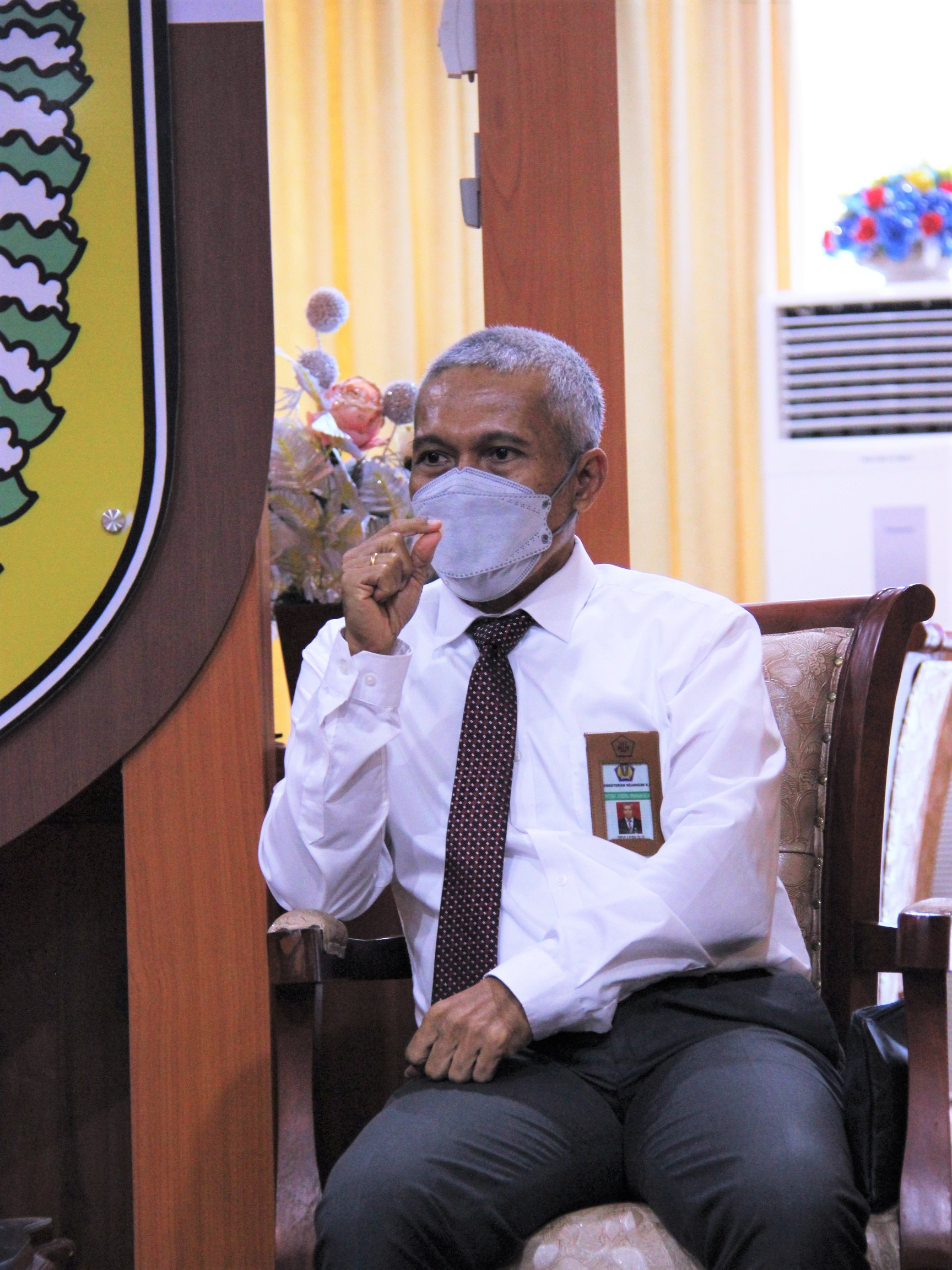 Perkenalkan Tusi, KPKNL Palu Tegaskan Siap Bersinergi dengan Pemerintah Provinsi Sulawesi Tengah