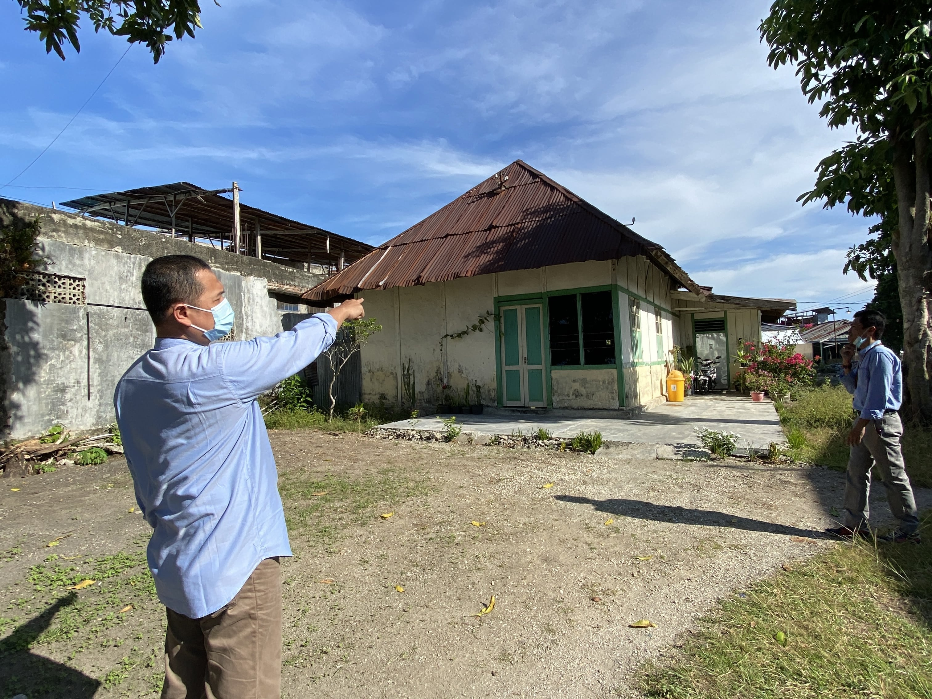 Kanwil DJKN Suluttenggomalut Tinjau Fisik ABMA/T di Sulawesi Tengah