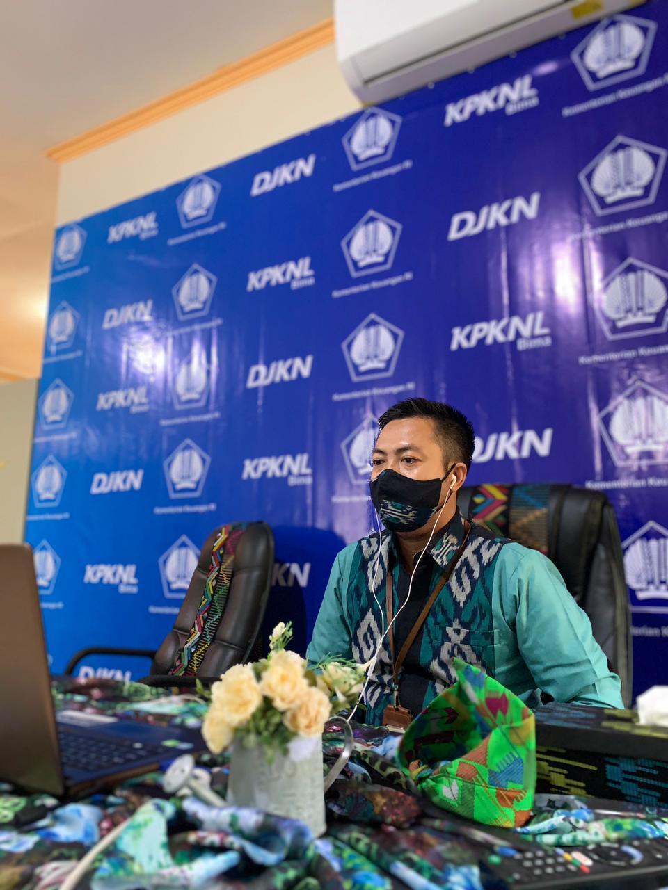 Perkuat Sinergi, KPKNL Bima adakan Sosialisasi Pelayanan Lelang