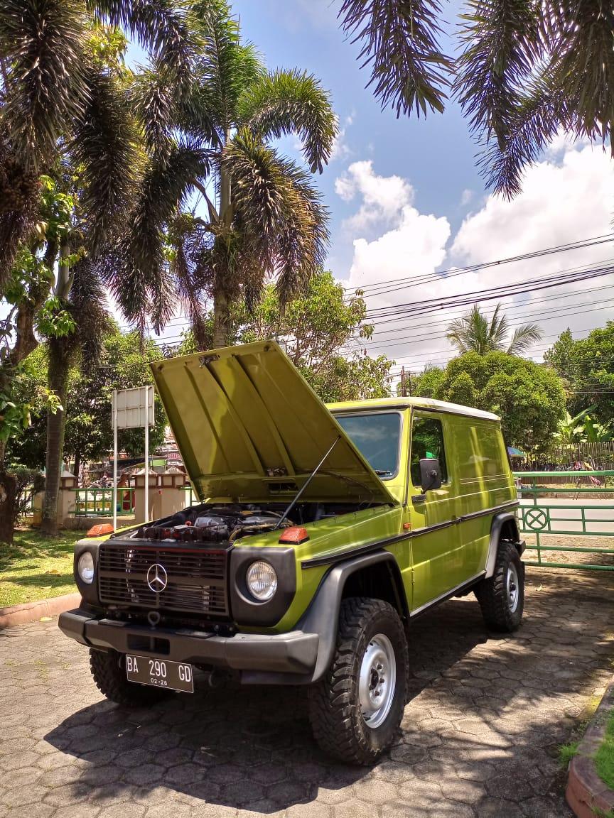 Lelang KPKNL Purwokerto: Dengan Nilai Limit 49 Juta, Mobil Mercedes Benz G-Class 290GD Laku 1.1 Milyar