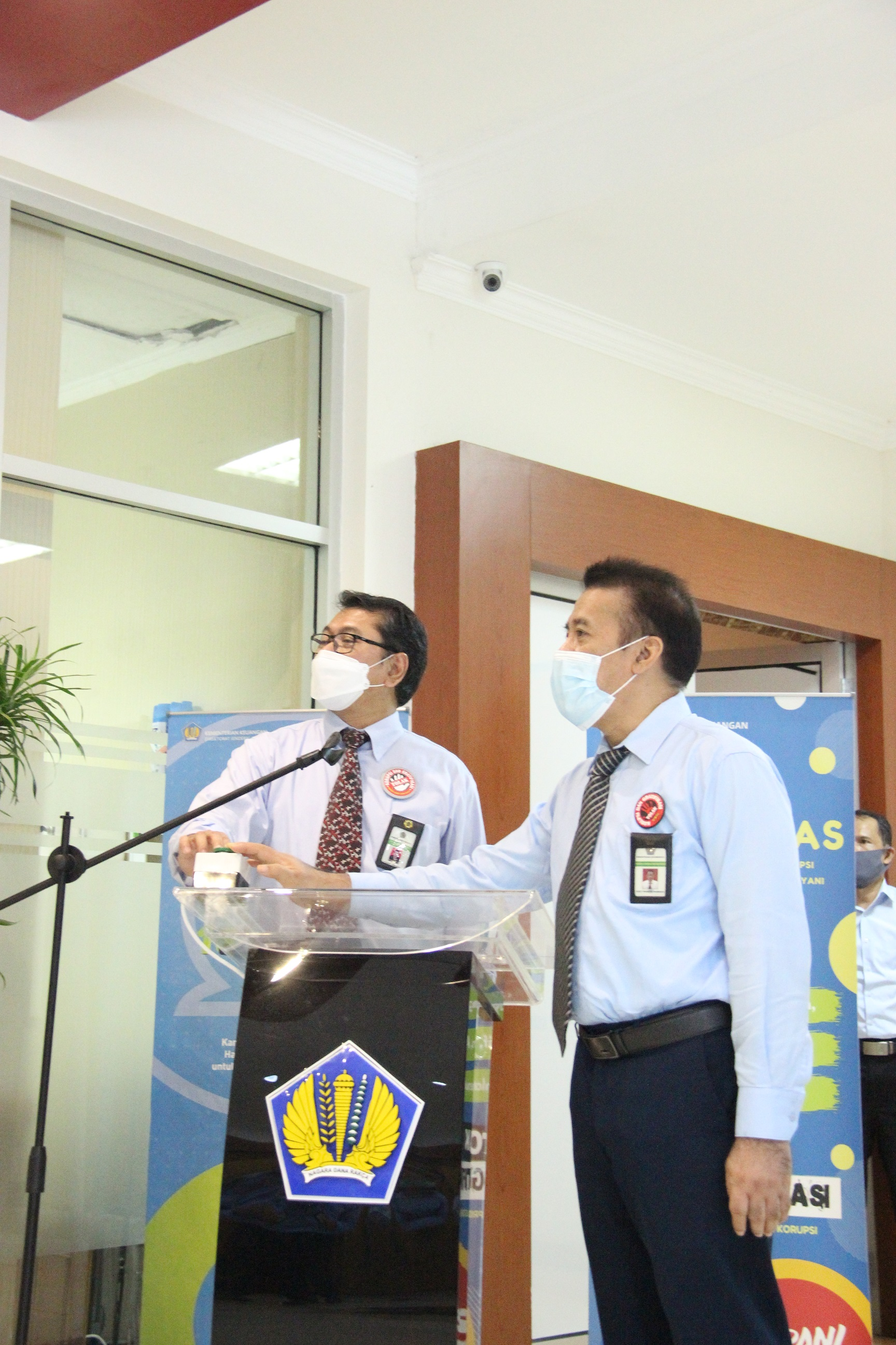 Launching APT Bersama DJKN Bandung